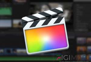 4011Software Video Editing Final Cut PRO (Only macOS)