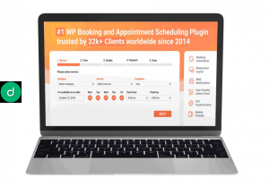 78116Bookly Pro (+Addons) – Booking Appointment