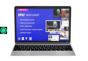 77748Epic News Elements – AddOns For Elementor